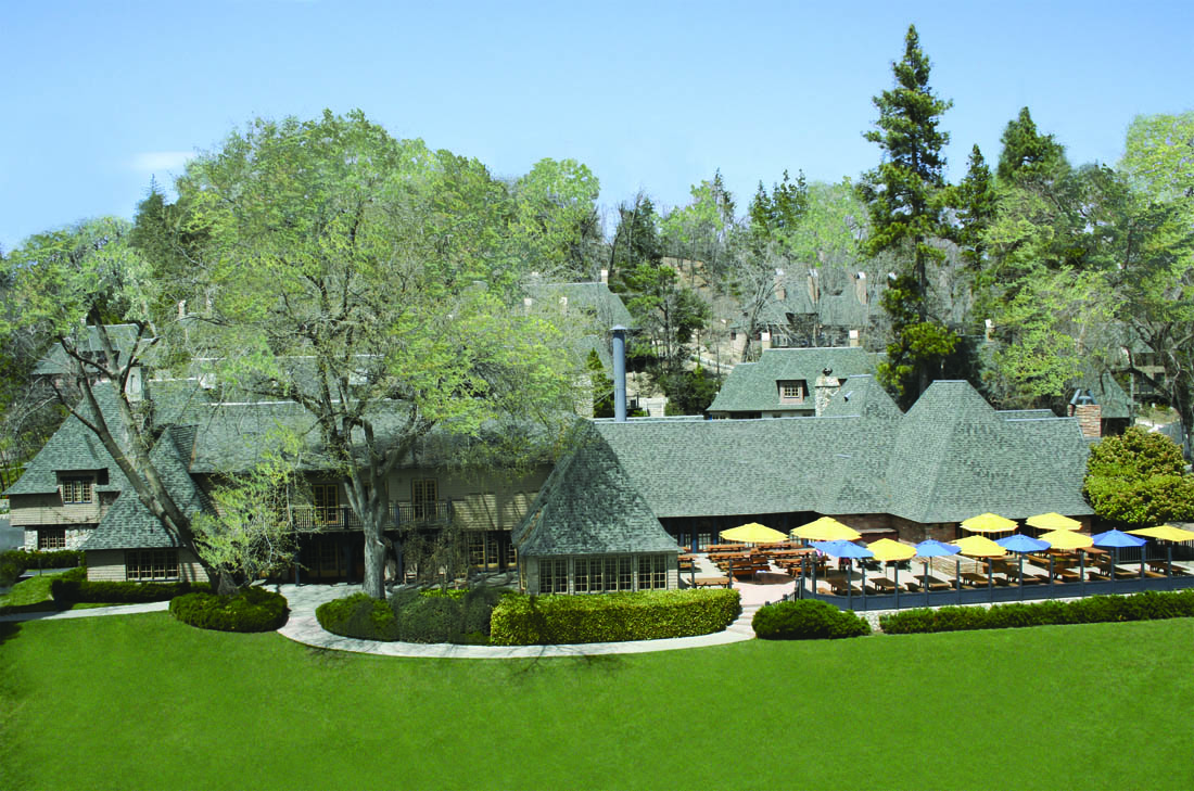 Lake Arrowhead comference center